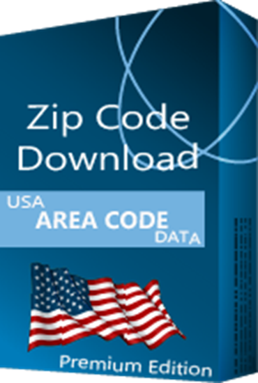 Area Code Database NPA NXX, Premium Edition