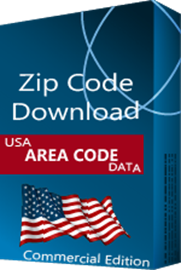 Area Code Database NPA NXX, Commercial Edition (Redistribution License)