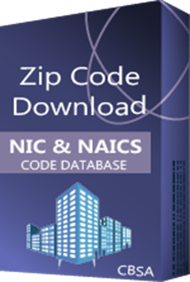 USA - SIC & NAICS Code Databases