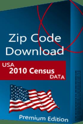 Census Multi Level Demographic Database, Premium Edition