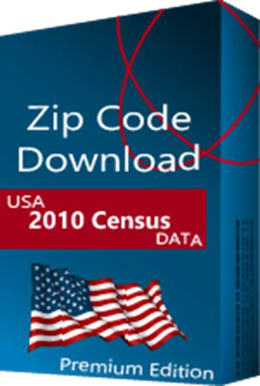 Census Multi Level Demographic Database, Premium Edition