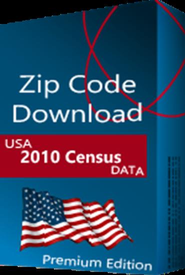 Census Multi Level Demographic Database, Premium Edition (Redistribution License)