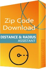 Distance and Radius Combined API